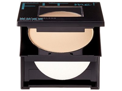 Maybelline New York Fit Me Matte + Poreless Powder, 220 Natural Beige, 0.30 Ounce - Image 5
