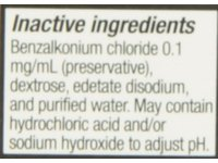 Hypo Tears Lubricant Eye Drops, Sterile - Image 4