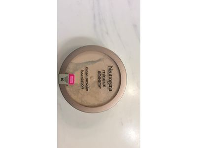 Neutrogena Mineral Sheers Loose Powder, Classic Ivory, 0.19 Ounce - Image 5