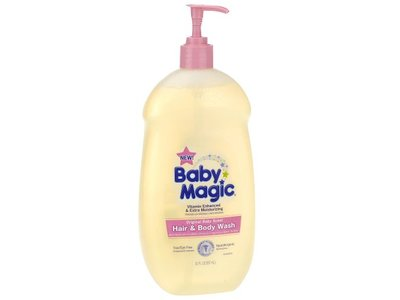 Baby Magic Original Hair & Body Wash - 30 Ounce Pack of 2