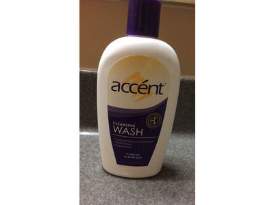 Accent Cleansing Body Wash, 12 Fl Oz - Image 4