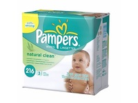 Pampers Natural Clean, Procter & Gamble - Image 1