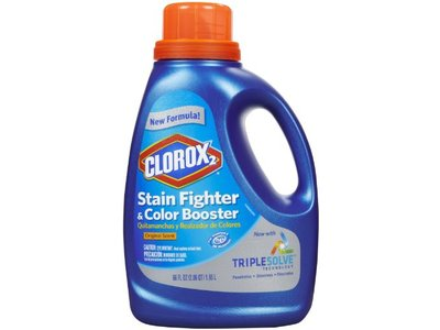 Clorox 2 Stain Fighter & Color Booster, Original Scent, 66 Fluid Ounces