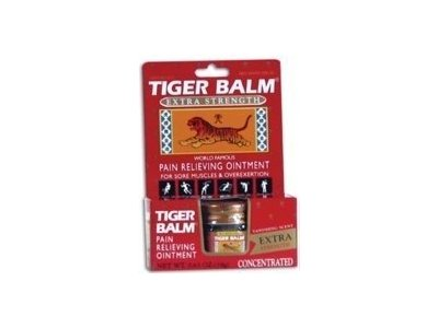 Tiger Balm Pain Relieving Ointment - Extra Strength, .63 oz