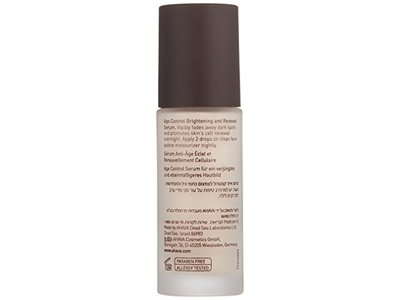 AHAVA Age Control Brightening And Skin Renewal Serum, 1 fl. oz. - Image 6