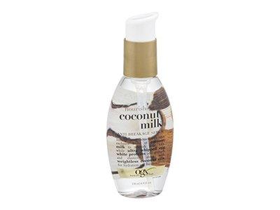 OGX Anti-Breakage Serum Nourishing Coconut Milk, 4 pz