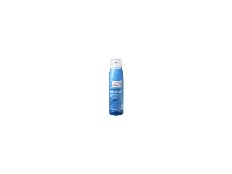 Walgreens Wal-Dryl Itch Relief, Continuous Spray, 3 oz