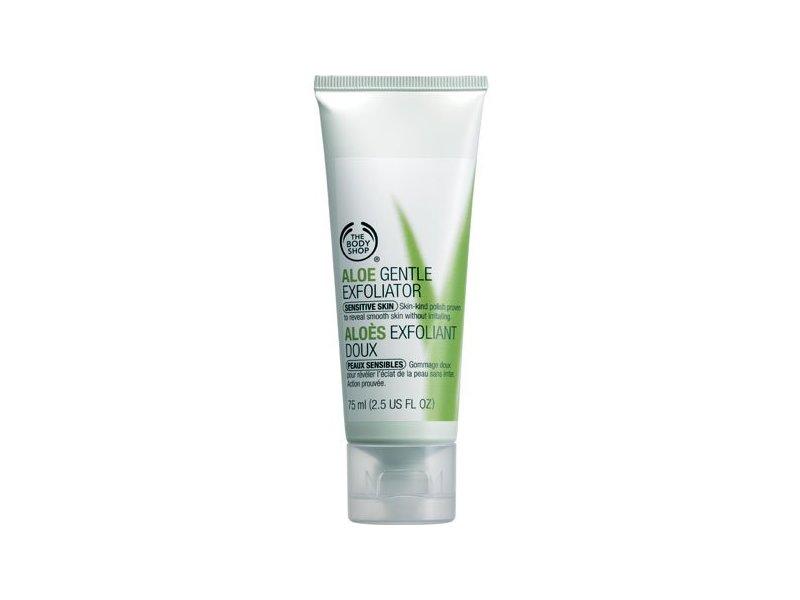 Aloe Gentle Exfoliator, The Body Shop