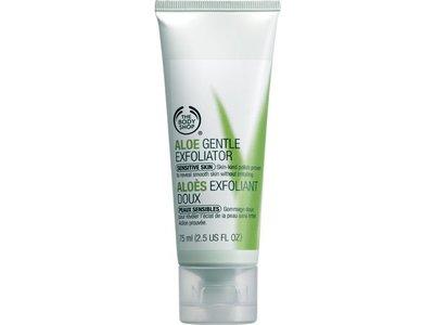 Aloe Gentle Exfoliator, The Body Shop - Image 1