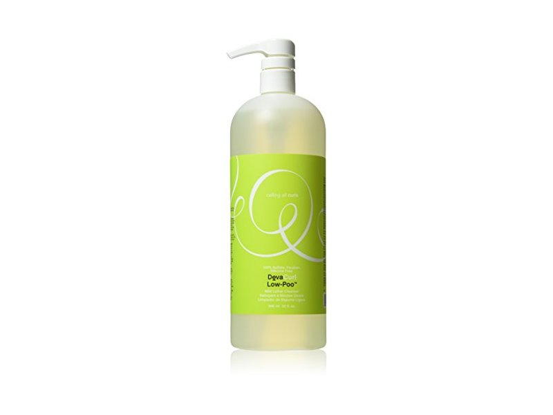 DevaCurl Low-Poo Daily Cleanser 32.0 oz