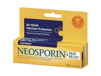 Neosporin First Aid Antibiotic Ointment Maximum Strength Pain Relief, 1-Ounce - Image 9