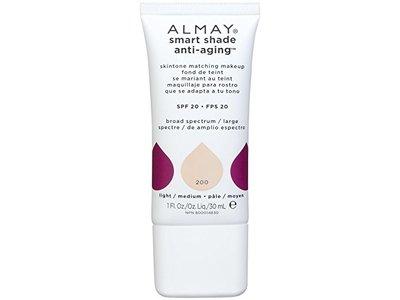 Almay Smart Shade Anti-aging Makeup, Revlon - Image 4
