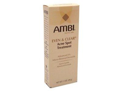 Ambi Even & Clear Acne Spot Treatment, johnson & johnson