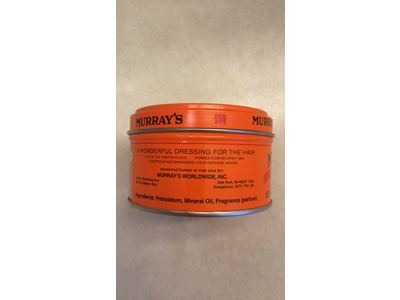 Murray's Superior Hair Dressing Pomade, 3 Ounce (Pack of 3) - Image 4