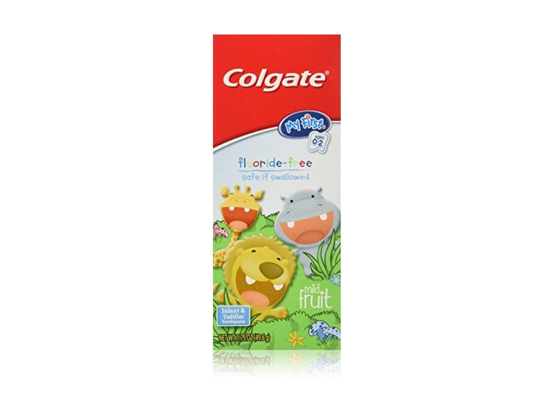 Colgate My First - Infant & Toddler Mild Fruit Toothpaste