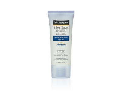 Neutrogena Ultra Sheer Dry-touch Sunscreen Broad Spectrum SPF 70, Johnson & Johnson - Image 1