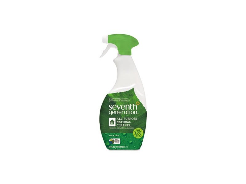 Seventh Generation All Purpose Natural Cleaner, Free & Clear, 32 fl oz