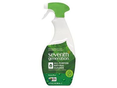 Seventh Generation All Purpose Natural Cleaner, Free & Clear, 32 fl oz - Image 1
