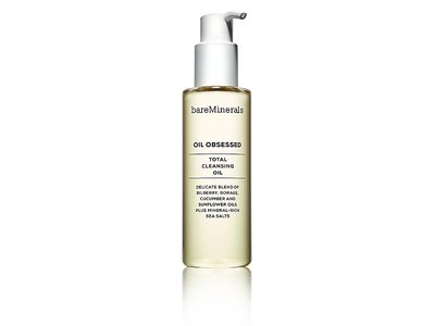 bareMinerals Oil Obsessed Total Cleansing Oil, 16 fl oz