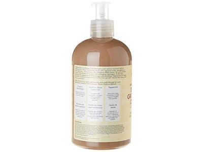 SheaMoisture Jamaican Black Castor Oil Grow & Restore Rinse Out Conditioner 13oz - Image 3