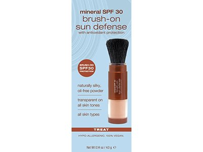 Mineral Fusion Brush-On Sun Defense, SPF 30, .14 Ounce - Image 3