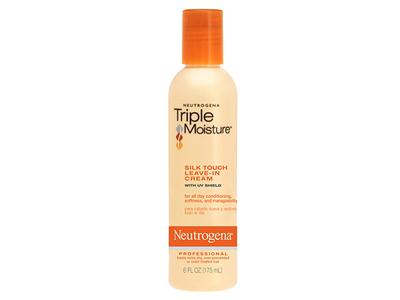 Neutrogena Triple Moisture Silk Touch Leave-in Cream, Johnson & Johnson - Image 1