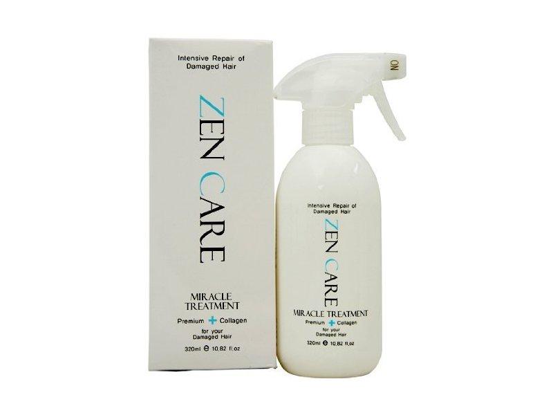 Zen Care Miracle Treatment Premium + Silk Sericin 10.82 oz