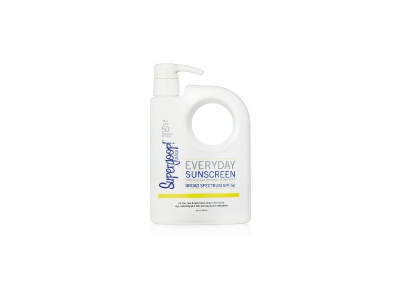 Supergoop! Everyday Sunscreen SPF 50, 18 fl oz