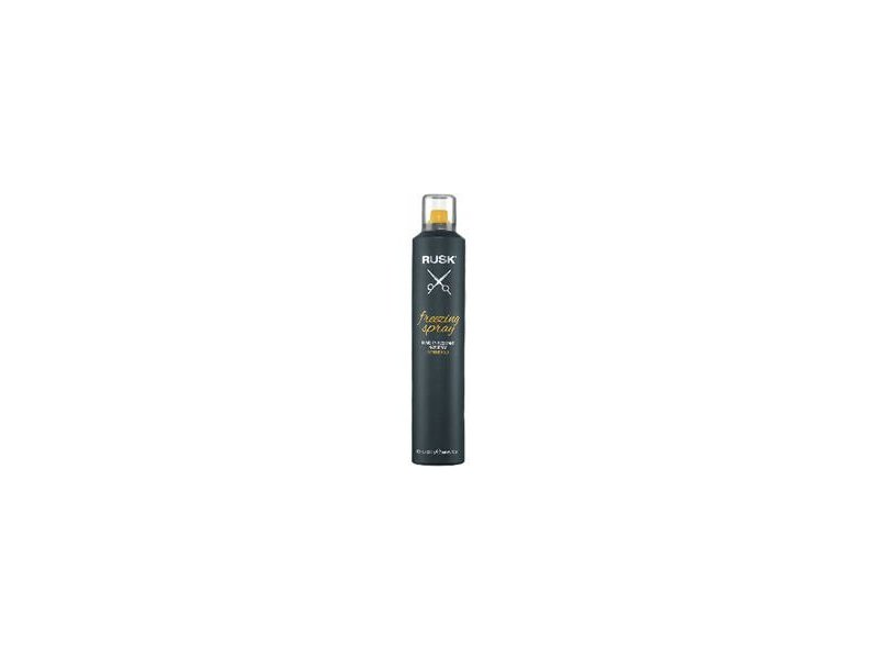 Rusk Freezing Spray Humidity-Resistant Hairspray, 10oz