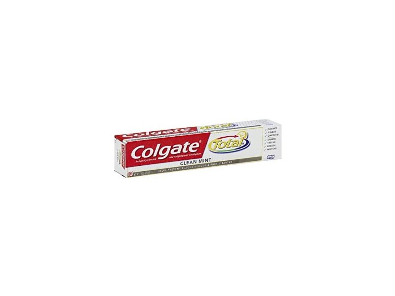 Colgate Toothpaste, Clean Mint, 7.8 Ounce
