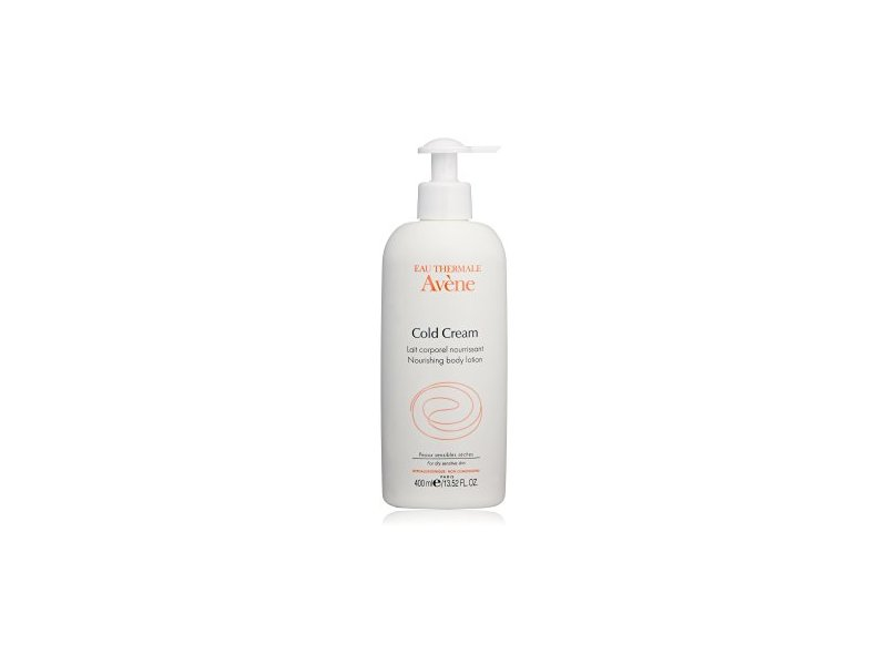 Avene Cold Cream Nourishing Body Lotion, 13.52 fl oz