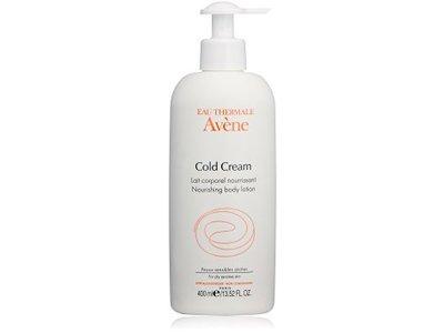 Avene Cold Cream Nourishing Body Lotion, 13.52 fl oz - Image 1