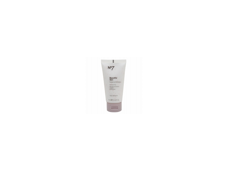 Boots No7 Beautiful Skin Radiance Exfoliator-Normal/dry, Boots Retail USA Inc.