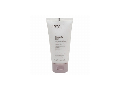 Boots No7 Beautiful Skin Radiance Exfoliator-Normal/dry, Boots Retail USA Inc. - Image 1