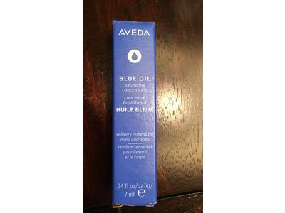 Aveda Blue Oil 0.24 oz - Image 3