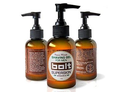 Bolt Sensitive Skin Shaving Gel