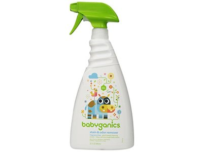 Babyganics Stain and Odor Remover, Fragrance Free