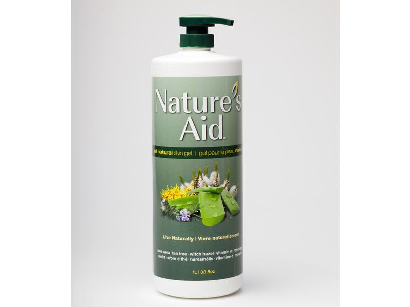 Nature's Aid Skin Gel (500mL) Brand: Natures Aid