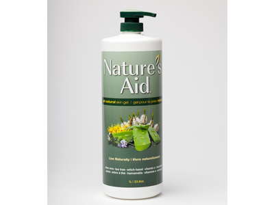 Nature's Aid Skin Gel (500mL) Brand: Natures Aid