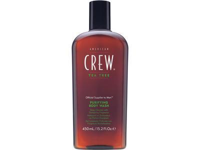 American Crew Tea Tree Purifying Body Wash - Image 1