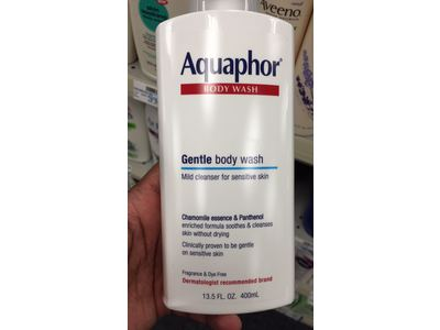 Aquaphor Body Wash- Gentle Body Wash - Image 1