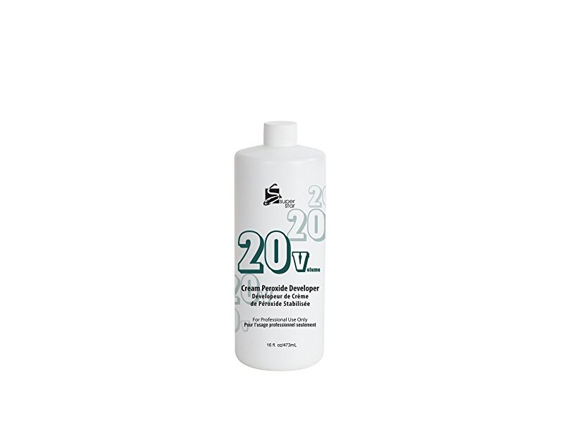 Super Star Cream Peroxide Developer 20 Volumes
