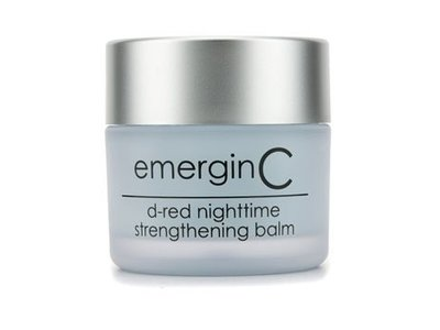 EmerginC D-red Nighttime Strengthening Balm - Image 1