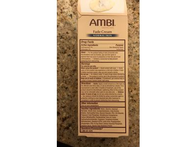 Ambi Skincare Fade Cream, Normal Skin, 2 Ounce (Pack of 2) - Image 4