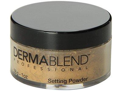Dermablend Loose Setting Powder-Warm Saffron - Image 5