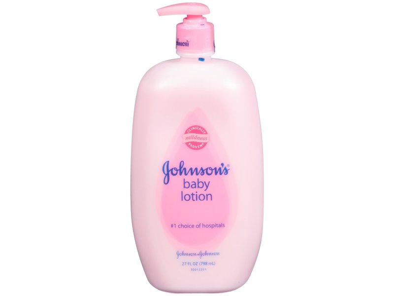 Johnson's Baby Lotion, Johnson & Johnson