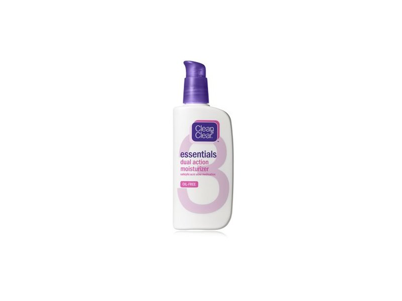 Clean & Clear Essential Dual Action Moisturizer, 4 oz
