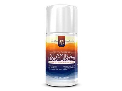 Vitamin C Cream Moisturizer 20% For Face - Best Anti Aging Facial Lotion 3.4 oz