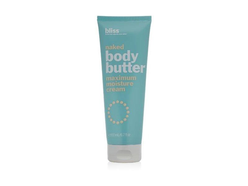 Bliss Body Butter, Naked, 6.7 fl. oz.