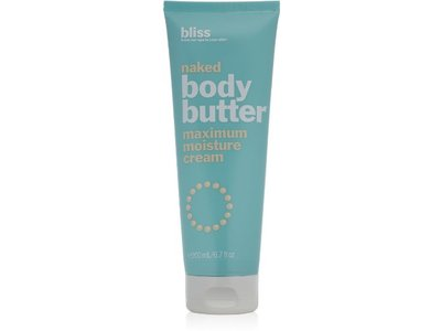 Bliss Body Butter, Naked, 6.7 fl. oz.